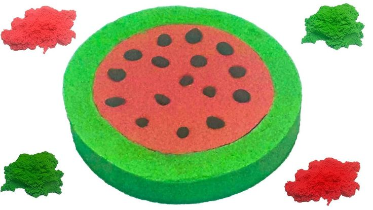 "Kinetic Sand Watermelon Cake| Learn Colors Kinetic Sand| Creative fun For Kids |RaiyanToysMaker Kinetic Sand Watermelon| Learn Colors Kinetic Sand| Creative fun For Kids |RaiyanToysMaker If you like this video please subscribe my channel ""Raiyan Toys Maker"". Thank you for watching. More Videos: 1.PJ Mask Gekko Rescues Frozen Elsa From Zombie Attack!Kinetic Sand Water Melon Icecream Stop Motion-https://youtu.be/MvGadL00JDs 2.Super Man Gifts Many Toys To Mr Bull Dog And Baby Doll!Supehero…"