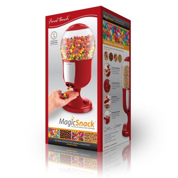 Final Touch MagicSnack Dispenser