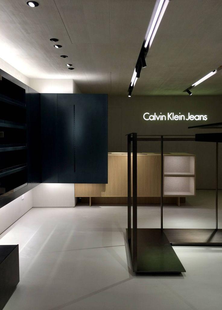 Calvin Klein Jeans - Projects - Vincent Van Duysen