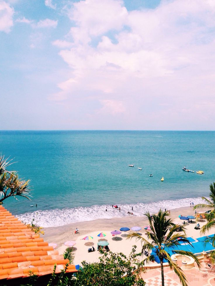 Anyar Beach, Banten, Indonesia. This photo was taken from Marbela Hotel.