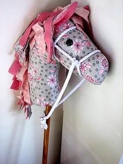 Hobby horse from Two by Two on madeit