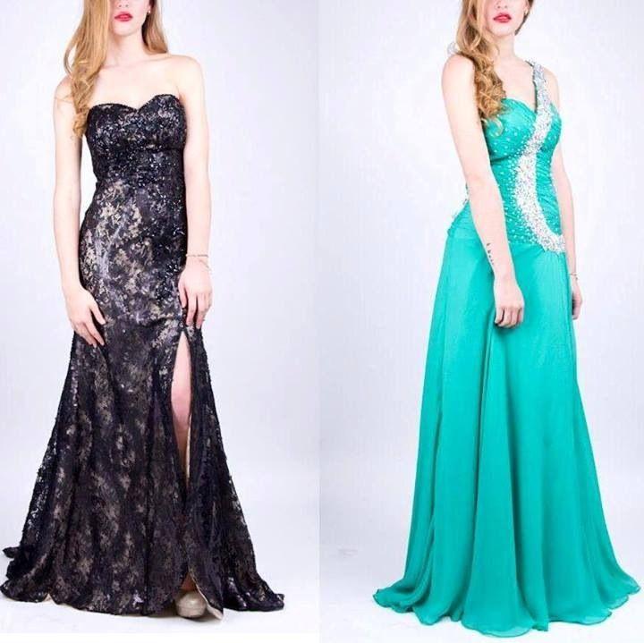 #vestidos de noche