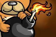 Bear bomb, couldbeworse-comic.com