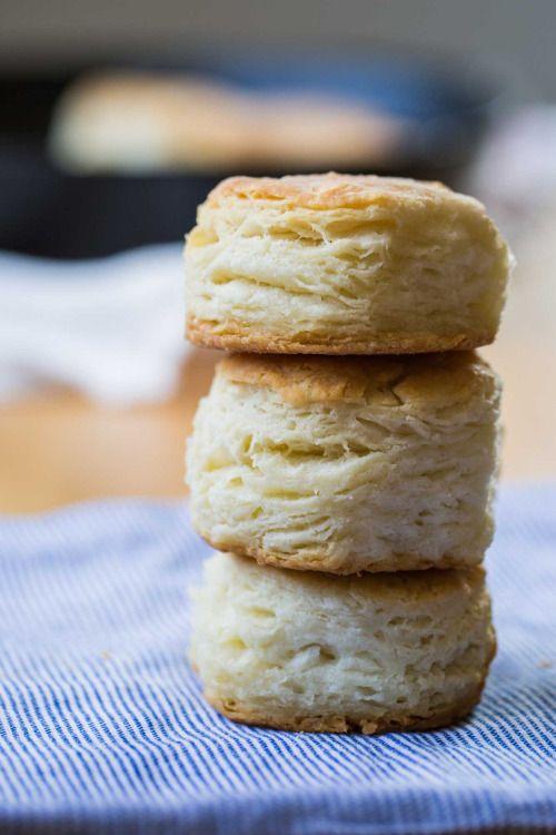 Lodge Cast Iron — Briggs' Buttermilk Biscuits