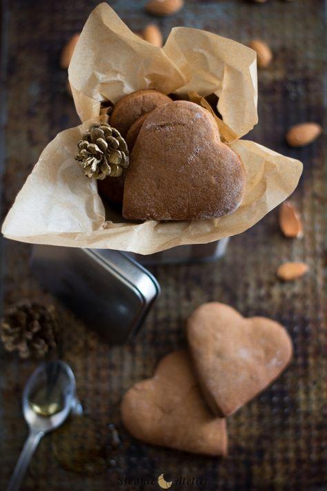 Słodkie Atelier: Miękkie pierniczki z ziemniakami