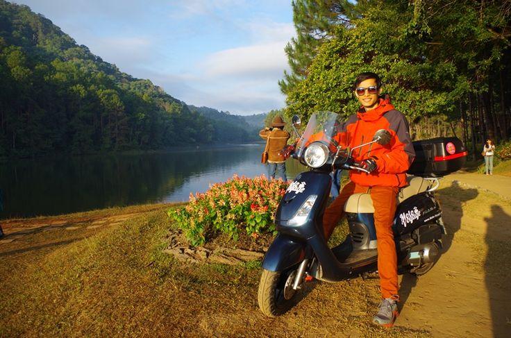Pang Ung Lake, Mae Hong Son, Thailand