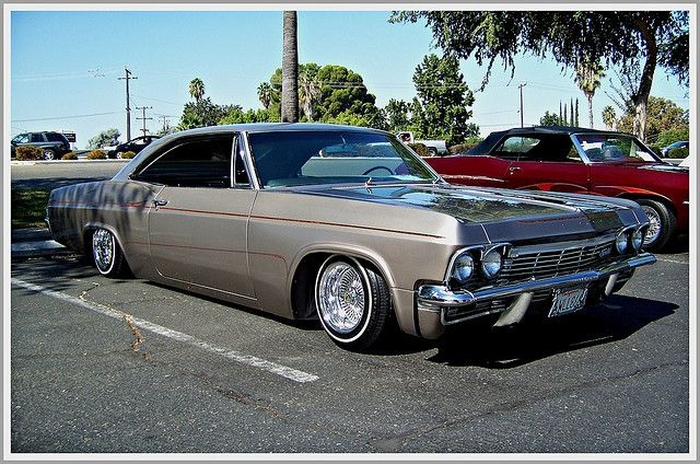 1965 Chevy  Impala by Bob the Real Deal, via Flickr