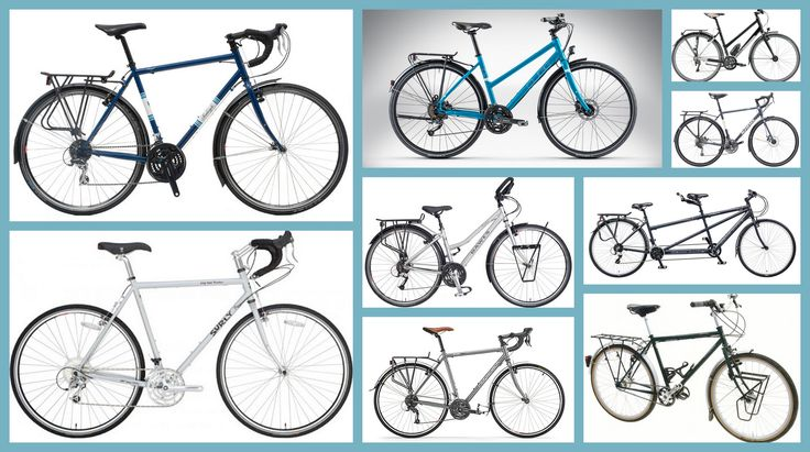 Planning a cycle touring adventure? We've found the best women's touring bicycles so you can find the perfect bike for you!