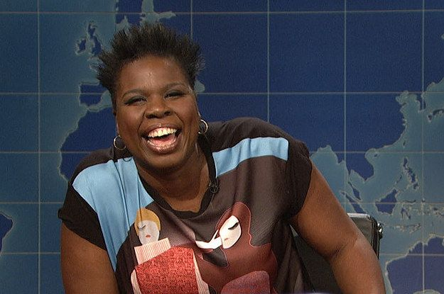 "Leslie Jones Made Lorne Michaels Move Seats During Her ""SNL"" Audition"