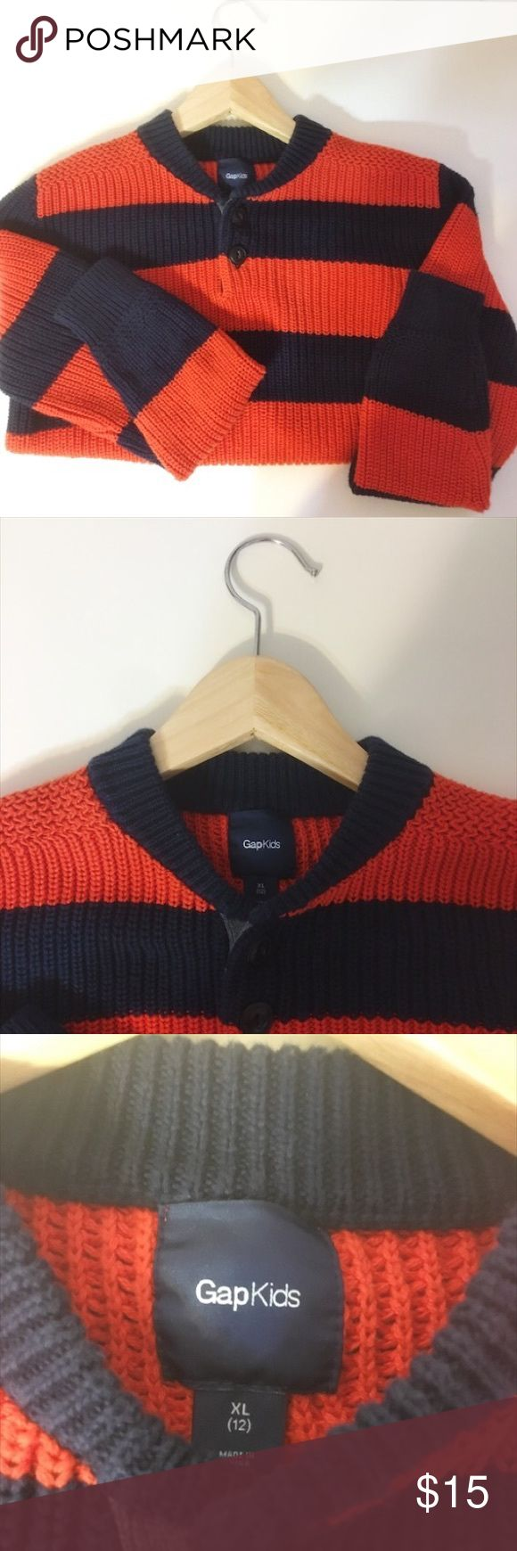 Gap Kids Boys Knit Sweater Gently warm Gapkids Boys Sweater GAP Shirts & Tops Sweaters