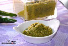 Pasta de curry verde hecha en casa