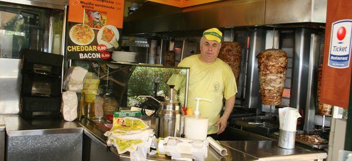 Pita Time #Voula #AthensCoast #Athens #Greece #greekfood