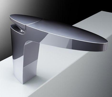 Bathroom Faucet by Fima Carlo Frattini – new Eclipse
