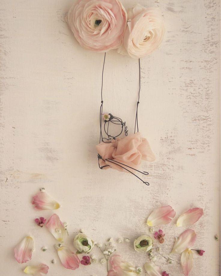 La petite fille de printemps By Fili di Poesia