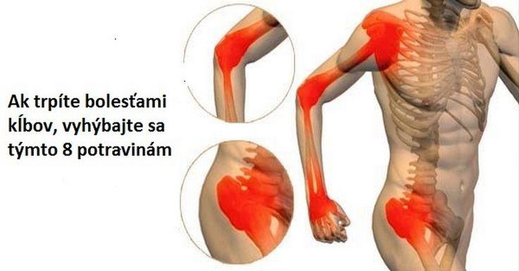 Trpíte bolesťami kĺbov? Potom by ste sa mali vyhnúť týmto 8 potravinám, ktoré vyvolávajú v tele zápal a bolesti ešte viac zhoršujú.