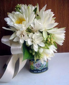 Water lily bouquet!