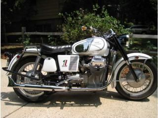 antique motorcycles for sale | ... Motorcycle For Sale - Moto Guzzi Antique/Vintage For Sale in Charlotte