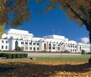 Museum of Australian Democracy - Old Parliament House