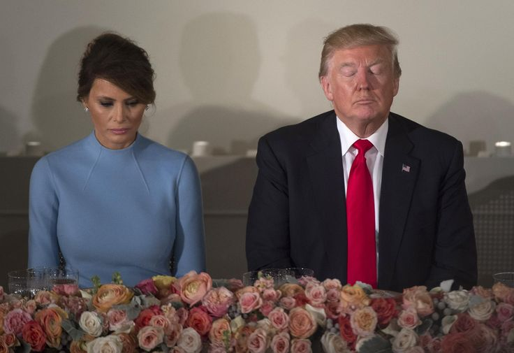 #FreeMelania : faut-il sauver la femme de Donald Trump ? | Le Figaro Madame