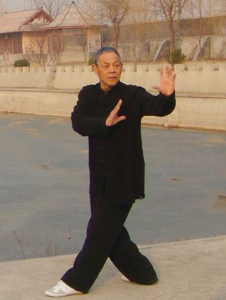 Master Wu, 65 years old, top-nationally ranked and one of the ten most famous Bagua Martial Artists in China.