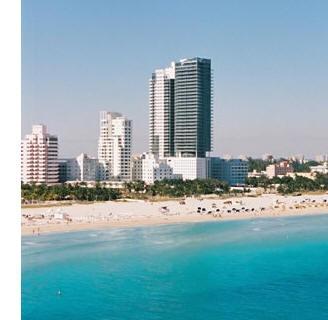 South Beach, Miami, Florida.