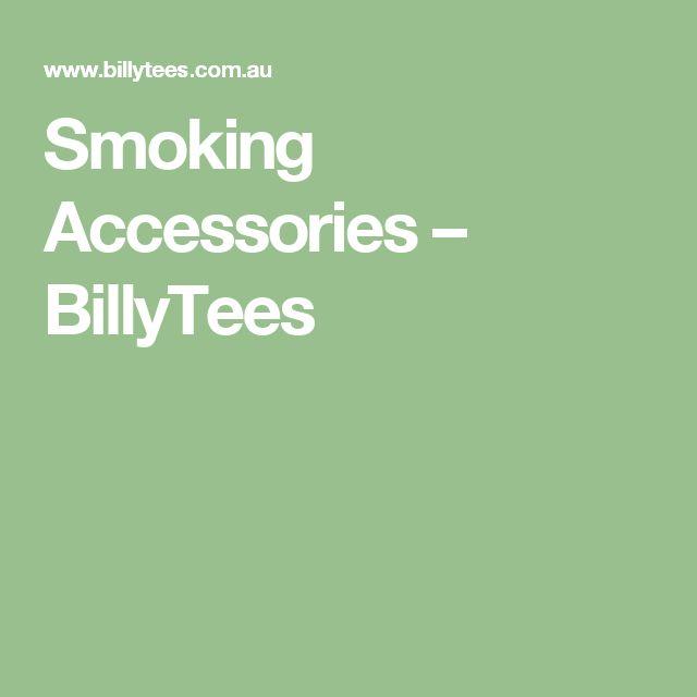Smoking Accessories – BillyTees