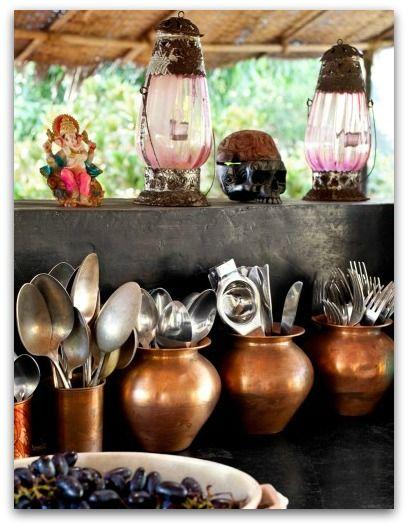 Eclectic Kitchen, Goa, India