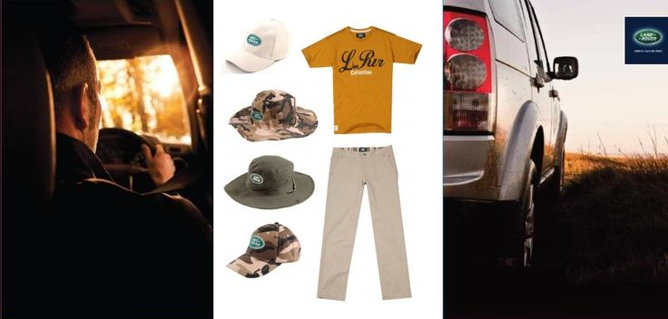 Land Rover Lifestyle #Gear, #hats and #clothing. www.landroverlifestyle.co.za