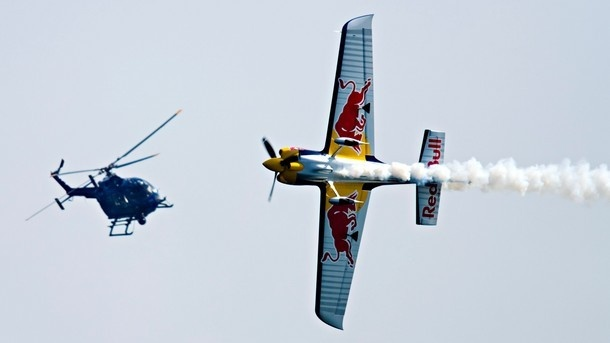 Learn to fly / get my private pilots licence - Red Bull Air Race San Diego