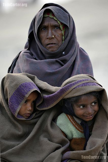 Cold in India © Tom Carter India Photographer by India Photography, via Flickr