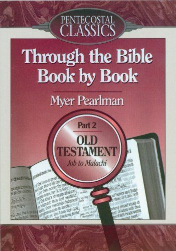 12 best kindle ebooks protestantism images on pinterest kindle through the bible book by book part 2 job to malachi by myer pearlman fandeluxe Image collections