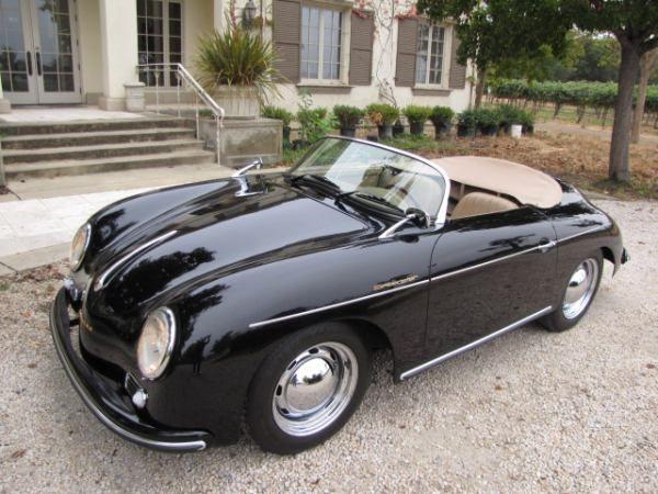 1958 Porsche 356 Speedster (Vintage Speedster)