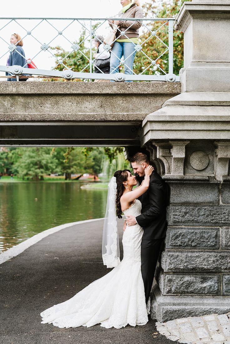 Taj Boston Hotel Rooftop Wedding | Annmarie Swift | Boston & New England Wedding Photographer