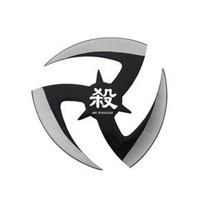 Triskelion Ninja Throwing Star For Sale | AllNinjaGear.com - Largest Selection of Ninja Stars, Throwing Stars, and Shuriken