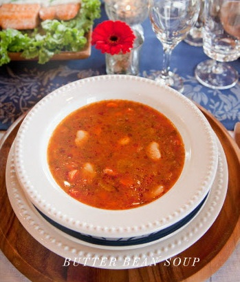 Butterscotch Calypso Bean Soup Recipe — Dishmaps