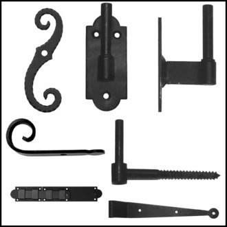 Hardware for Exterior Shutters, Outdoor Shutter Hardware and Accessories