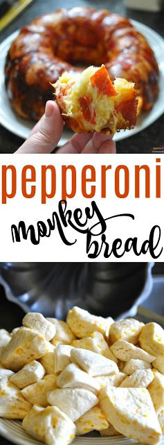 Recipe: Pull Apart Pepperoni Bread | The Food Hussy!