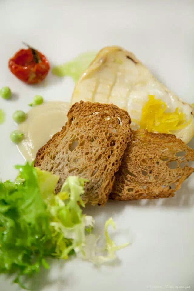 il piatto di Giovanni Pastore