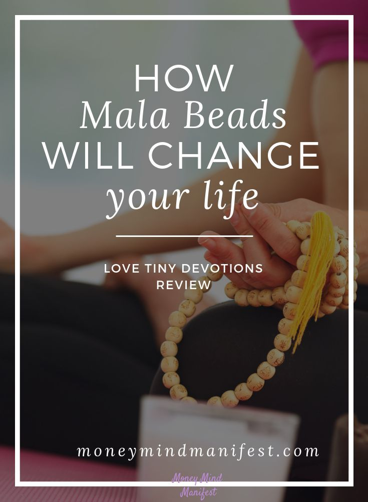 Mala Beads and Meditation can give you prosperity, money, and the