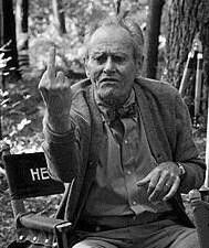 Henry Fonda gives a universal gesture