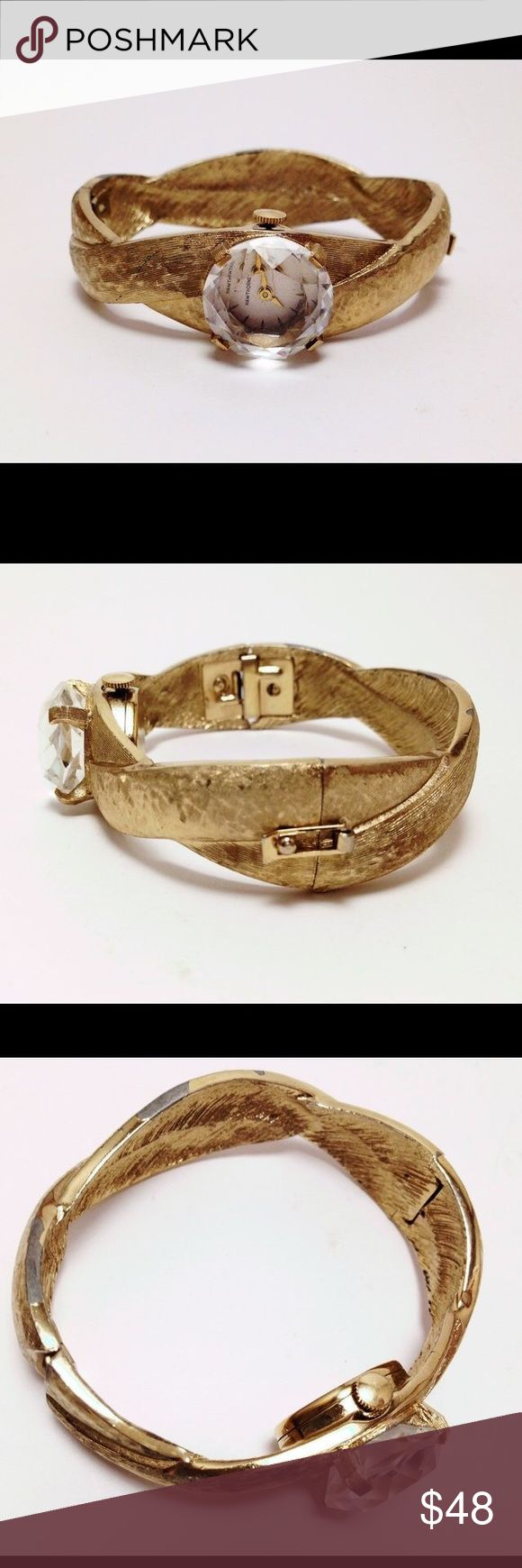 Relógio Vintage Hawthorne Clamper Bracelet   – My Posh Picks