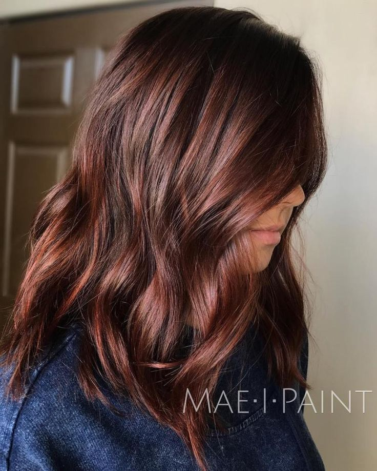 60 auburn hair colors to emphasize your individuality - Reddish Brown Hair Colors