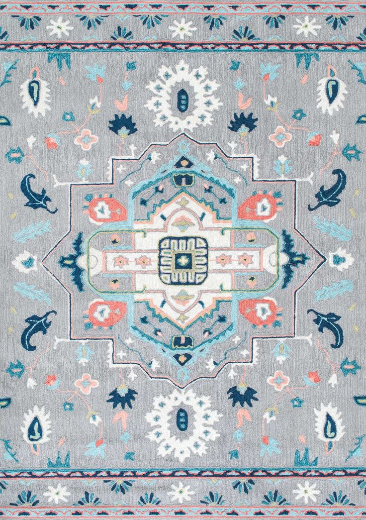 1000 Ideas About Floral Rug On Pinterest Rugs Modern