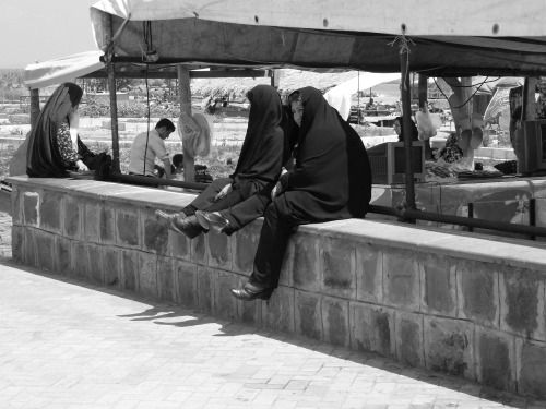 Iran - Muslim woman