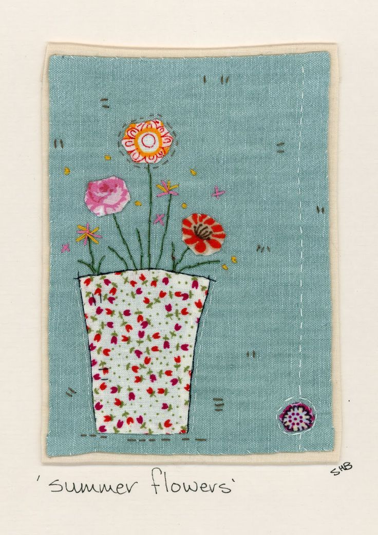 Sharon Blackman - Summer flowers