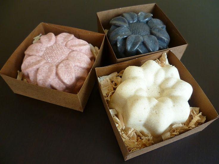 Himalája sós, hévízi iszapos szappanok - Himalaya salt soap, Mud soap