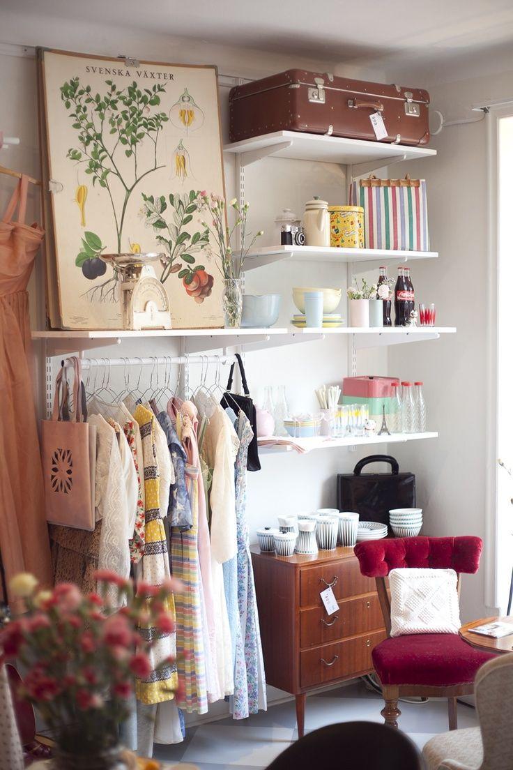 Store style closet