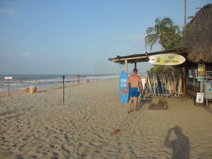 Palomino racconto. Racconto delle due giornate trascorse a Palomino in Colombia tra mare, surf, passeggiate, birra, pesce fresco e tanto relax.