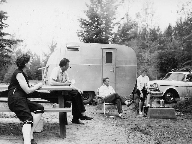Langford Lake Campground. Caption: Langford Lake ...