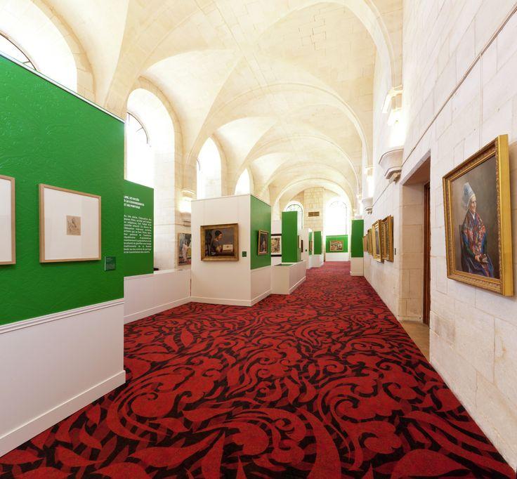 Location: Musée Beaux Arts, Bernay, France